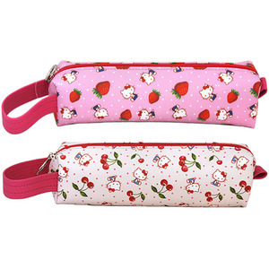 Hello Kitty cute genuine Young student's children's stationery bag pencil bag