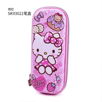 Hello Kitty cute young student's lead pencil case children's pencil case