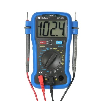 Xcsource Mk328 Lcr Esr Tester Transistor Inductance Capacitanceresistance Meter Te703 Intl Prices Philippines - Price List