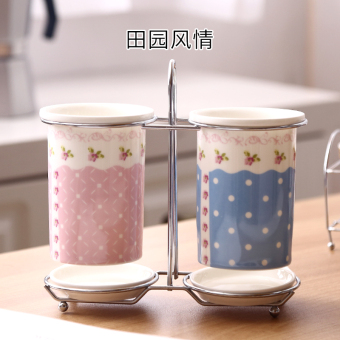 Home chopsticks barrel chopsticks box chopsticks Tube