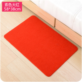 Home non-slip gray mat