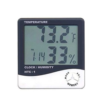 HTC-1 Portable Hygrometer and Thermometer for Humidity Monitoring Price Philippines