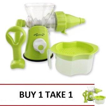 HX-0899 Multi-function Manual Juicer Buy 1 Take 1
