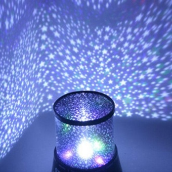 I LOVE YOU/Starry Sky LED Projector Lamp Night Light Decor Christmas Gift - intl