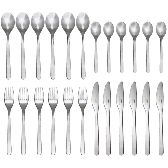 Ikea Fornuft Cutlery Set (Stainless Steel)