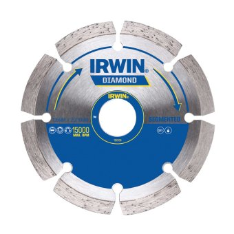 Harga Irwin Segmented Cutting Diamond Disc