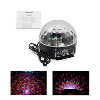 Dragon Lights EL333 LED Dream Crystal Magic Ball Disco Light Price Philippines