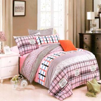 Harga Queen Classic Linen Collection Bedsheet Set of 3(AOIE-052)Queen