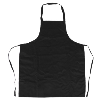 Kitchen Cooking Apron (Black) Price Philippines