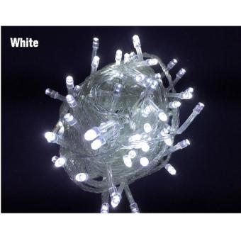 Harga Mabuhay Star 100 LED String Christmas Lights (White)