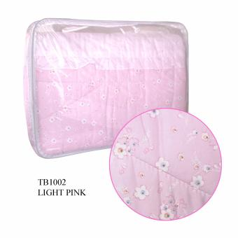190 x 145cm Twin Bed Size Comforter (Pink) Price Philippines