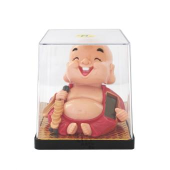 Feng Shui Solar Powered Laughing Baby Buddha with Coins Price Philippines