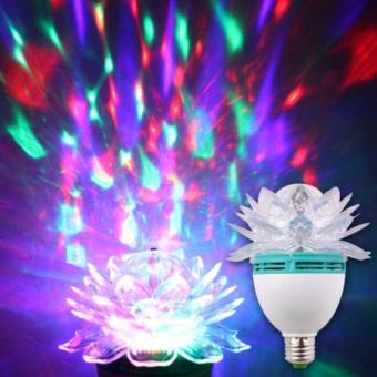 SHOP AND THRIFT KR-61 Led Full Color Rotating Lamp Price Philippines
