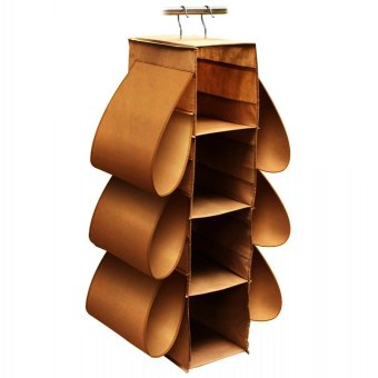 Hanging Purse Organizer (Brown) Price Philippines