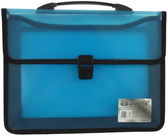 Harga Axis Document Case (Blue)