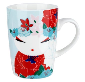 Harga Kimmidoll Bone China Mug (YOSHIMI)