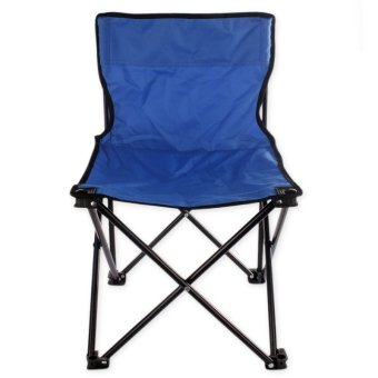 Harga Foldable Chair Small (Royal Blue)
