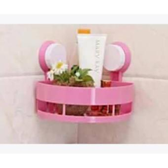 New 2017 Hong Kong Lock Vacuum 5kg Toilet Kitchen Organizer (pink) Price Philippines
