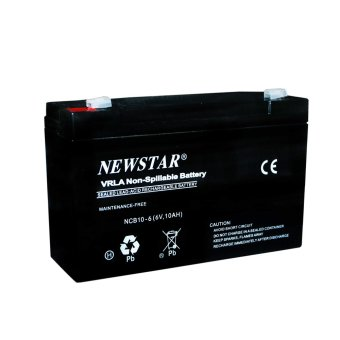 Harga Newstar Sealed Lead Acid Battery 6V10Ah NCB10-6