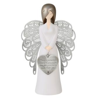 'You are An Angel' 155mm Angel Figurine Silver Wings Price Philippines