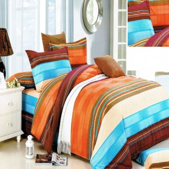 Harga Queen's Classic Linen Collection Bedsheet set of 3(AOIE-049)
