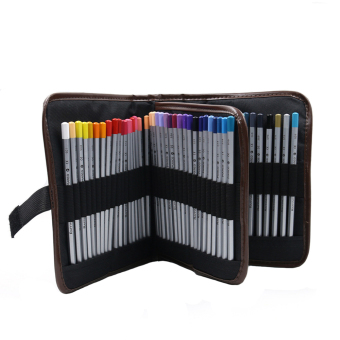 Marco Fine Art 72 Color Drawing Oil Base Pencils For Artist Sketch+Canvas bag Price Philippines