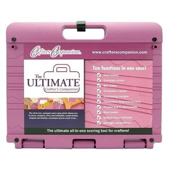 Harga Crafter's Companion The Ultimate Crafter's Companion Tool Set (Purple)