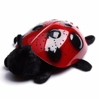 Harga Lady Bug Night Light (Red)