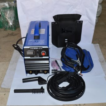 Portable Inverter Tig Welding Machine Dual 215 Amp Price Philippines