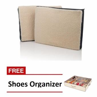 Forever Comfy Seat Cushion with FREE Shoes Organizer Price Philippines