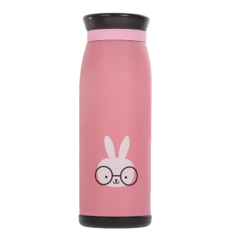 Harga 500ml Thermos Mug Insulated Tumbler Travel Cups Rabbit