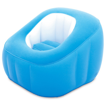 "Bestway 25"" Inflatable Comfi Cube (Blue) Price Philippines"