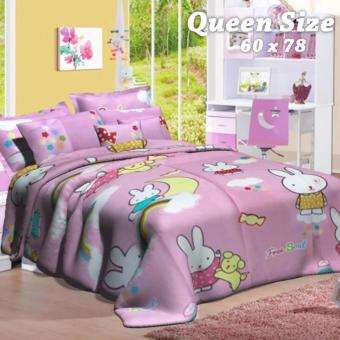 Sleep Essentials Fire Rooster Collection Queen Size 3 Piece Bedding Set Price Philippines