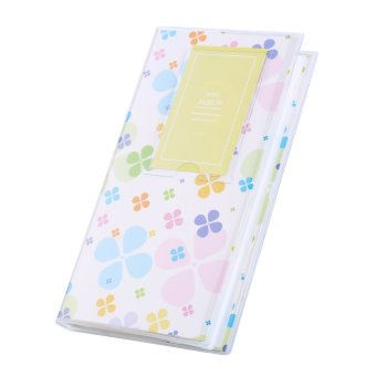 Harga Photo Album Storage Case For Polaroid Mini Instax 84 Pockets(Lucky leaf) (Intl)