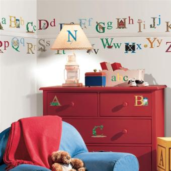 ROOMMATES - RMK1029SCS - ALPHABET PEEL & STICK - 73 ELEMENTS Price Philippines