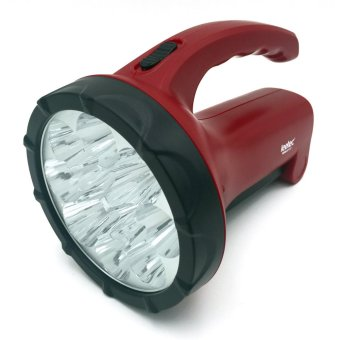 Harga Leetec LT-117 Rechargeable LED Light Torch (Red)