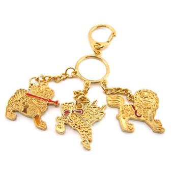 Harga 3 Celestial Guardians with Implements Keychain