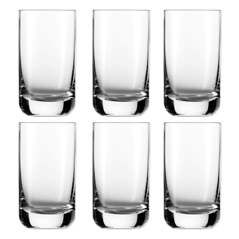Harga Schott Zwiesel Convention Hi-Ball / Tumbler / Water Glass / Juice Glass / Soda Glass / Cocktail Glass 255ml Glassware Set of 6
