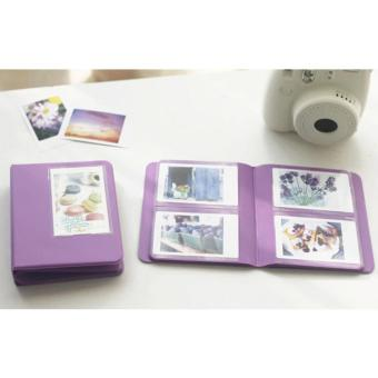 Harga Moonar Instant Picture Album Case Photo for Fuji Instax Mini 7s 8 25 50s 90 - intl