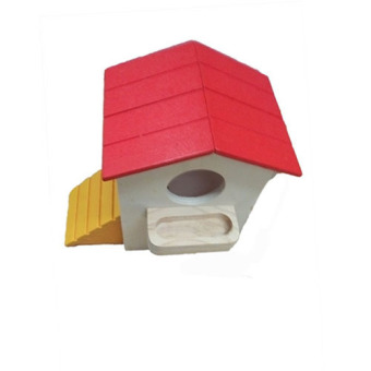 Carno Hamster Supplies Toys and Accessories House or Condo (Multicolor) Price Philippines