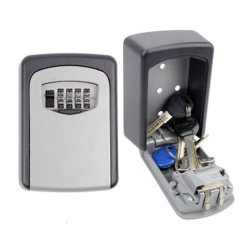 Harga Mini Combination Lock Safe House Keys Storage Box Security Lock Select Acces