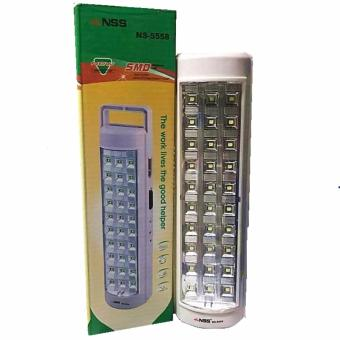 #5558 Rechargable Emergency Lamp Price Philippines
