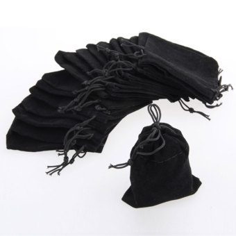 OEM 75X Velvet Drawstring Jewelry Gift Bags Pouches Price Philippines