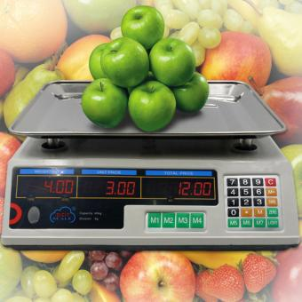 Harga Electronic Food Meat Produce Weight Digital Price Computing Scale 3kg to 40kg