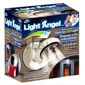 Harga Light Angel Motion Activated Cordless LED Night Sensor Light
