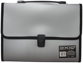 Harga Axis File Case (Grey)