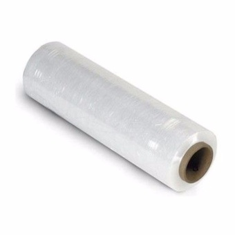 Harga Pallet Stretch Film Stretch Wrap Cling Wrap 500mm x 300meters x 15microns 3inches core
