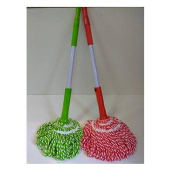 Harga Magic Mop Magic twist Pull and Squeeze Mop