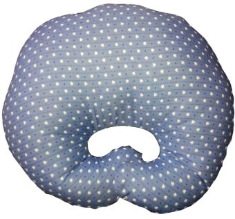 Harga Pet Depot Grooming Chin Pillow in Hearts (Blue)