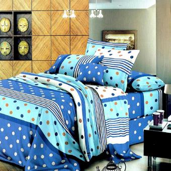Harga Queen Classic Linen Collection Bedsheet Set of 3(AOIE-037)Queen